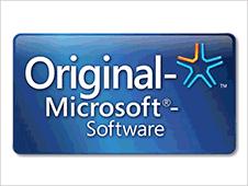 original microsoft software